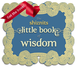 shiznits book of wisdom